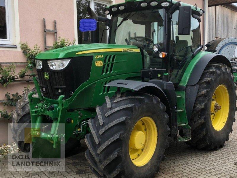 Traktor типа John Deere John Deere 6215R 6215 R GUTER ZUSTAND, Gebrauchtmaschine в Regensburg (Фотография 1)
