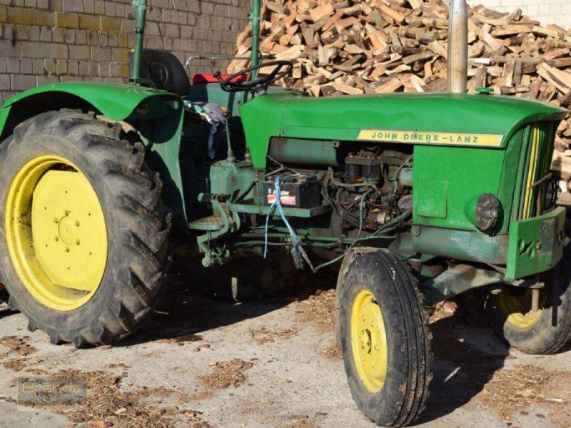Traktor des Typs John Deere Lanz 510, Gebrauchtmaschine in Bremen (Bild 1)