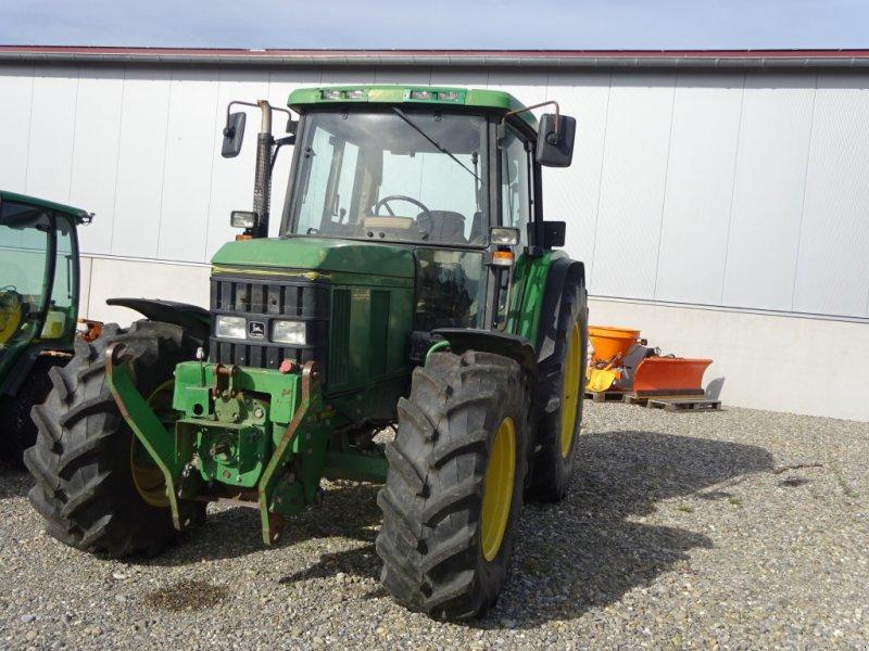 Traktor tipa John Deere M 6400, Gebrauchtmaschine u Ertingen (Slika 1)