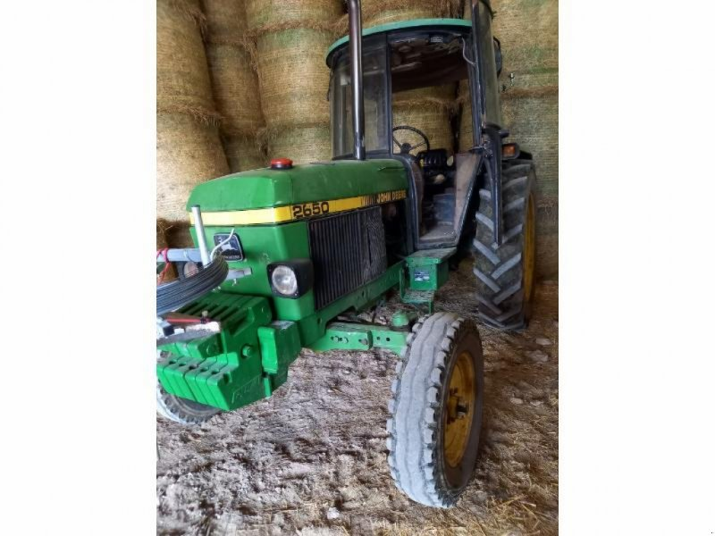 Traktor tipa John Deere Marque John Deere, Gebrauchtmaschine u Levier (Slika 1)