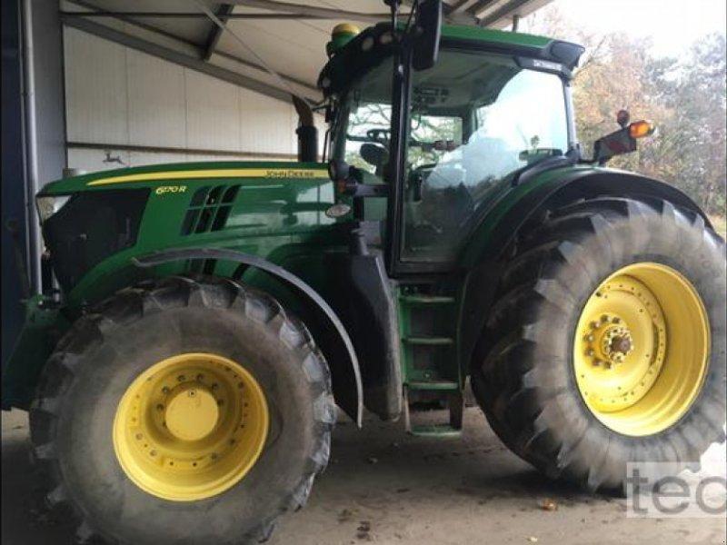 Traktor des Typs John Deere R 6170 AutoPowr, Gebrauchtmaschine in Rees (Bild 2)