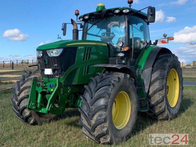 Traktor des Typs John Deere R 6170 AutoPowr, Gebrauchtmaschine in Rees (Bild 1)