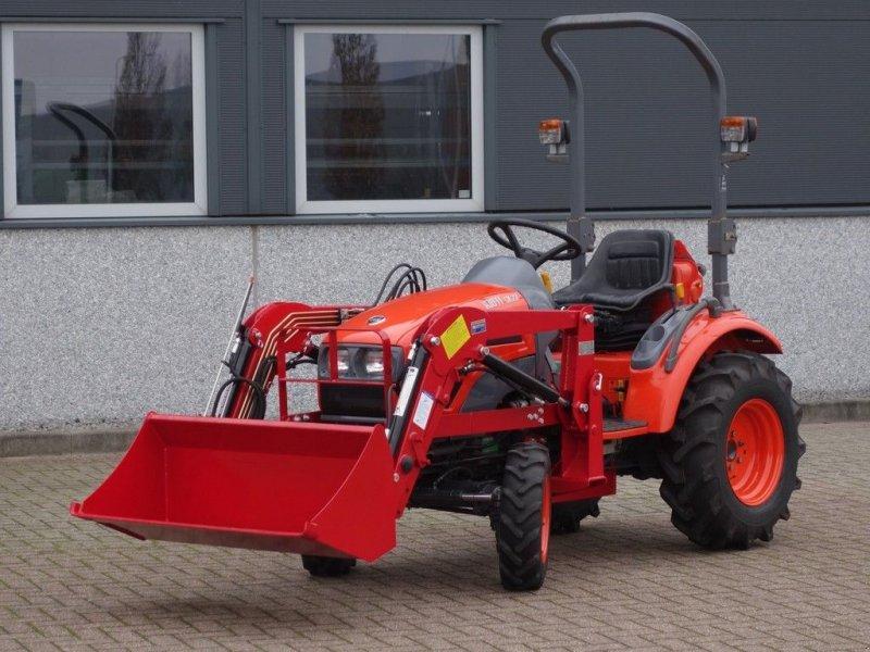 Traktor типа Kioti CK22 4wd HST / 0457 Draaiuren / Voorlader, Gebrauchtmaschine в Swifterband (Фотография 1)