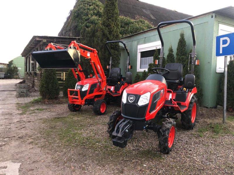 Traktor des Typs Kioti CS 2220, Gebrauchtmaschine in Klempau (Bild 7)