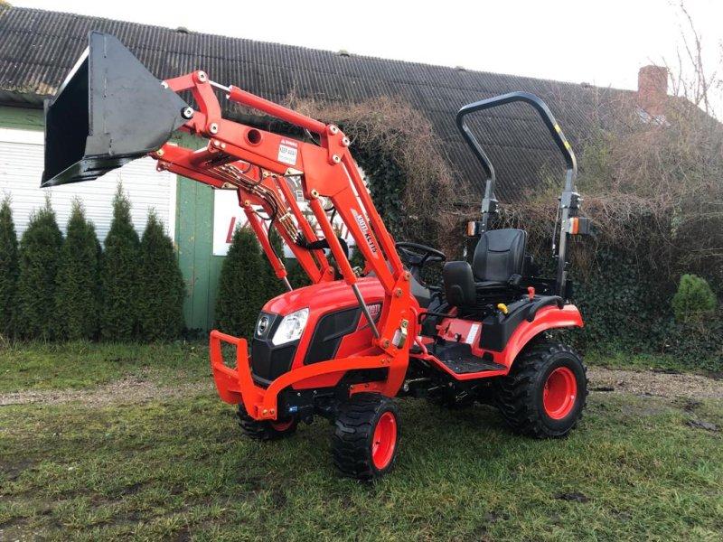 Traktor des Typs Kioti CS 2220, Gebrauchtmaschine in Klempau (Bild 1)