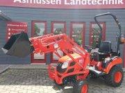 Traktor typu Kioti CS 2610, Neumaschine v Stedesand