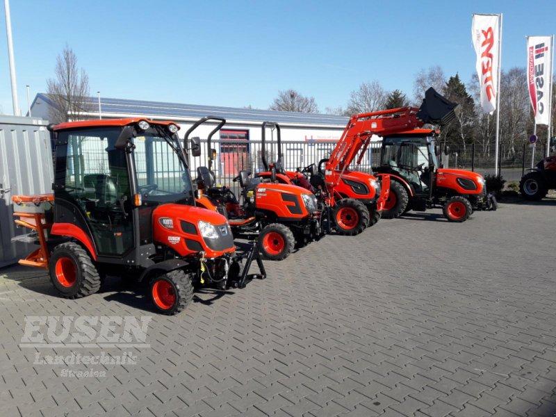 Traktor des Typs Kioti Sonstiges, Neumaschine in Straelen (Bild 1)