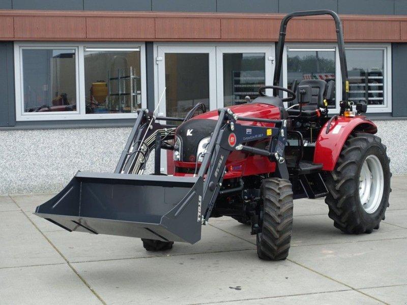 Traktor a típus Knegt 404 G2 4wd / 0001 Draaiuren / Voorlader, Gebrauchtmaschine ekkor: Swifterband (Kép 1)