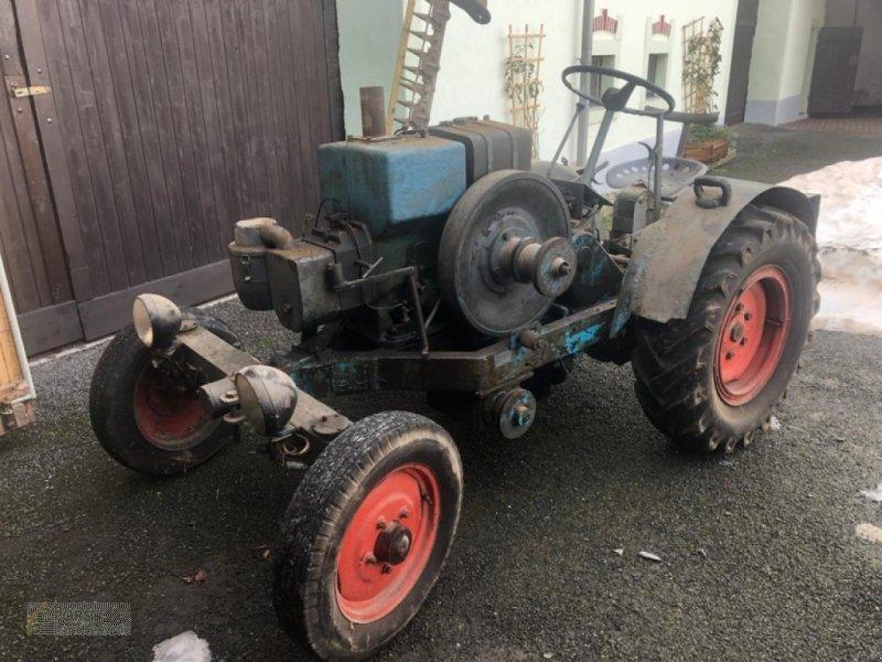 Traktor des Typs Kramer K 18/ OLDTIMER/ DDR- BRIEF, Gebrauchtmaschine in Rauschwitz (Bild 1)