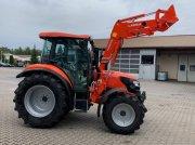 Traktor типа Kubota 6060 mit Frontlader NEUWERTIG!, Gebrauchtmaschine в Weißenburg