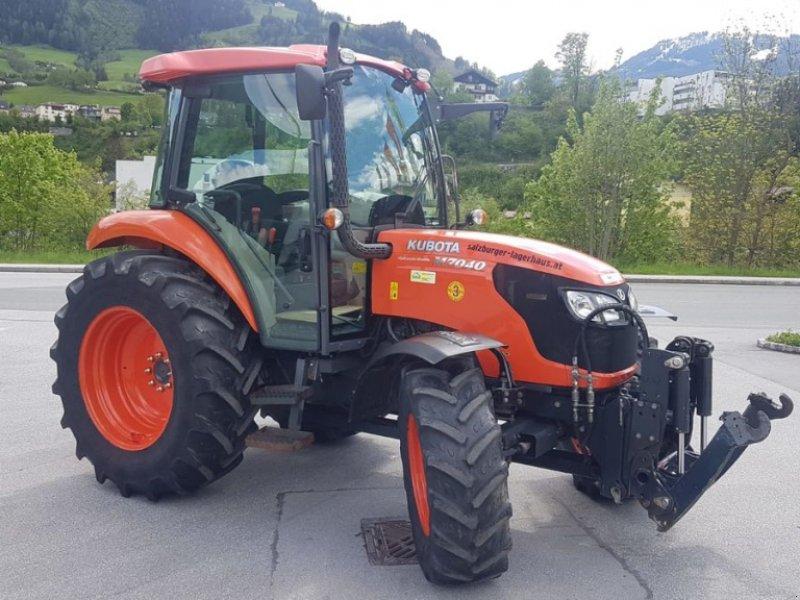 Traktor des Typs Kubota 7040 A, Gebrauchtmaschine in St. Johann (Bild 1)