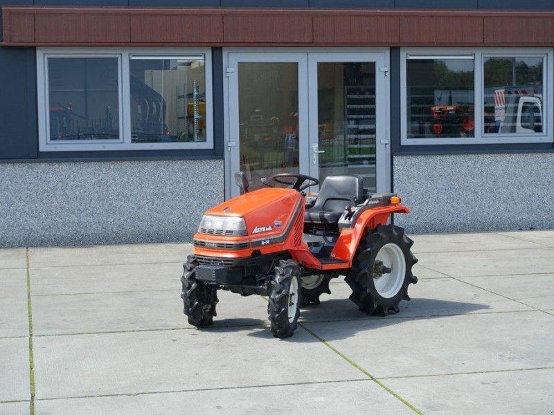 Traktor a típus Kubota Aste A14 4wd / 1003 Draaiuren, Gebrauchtmaschine ekkor: Swifterband (Kép 1)