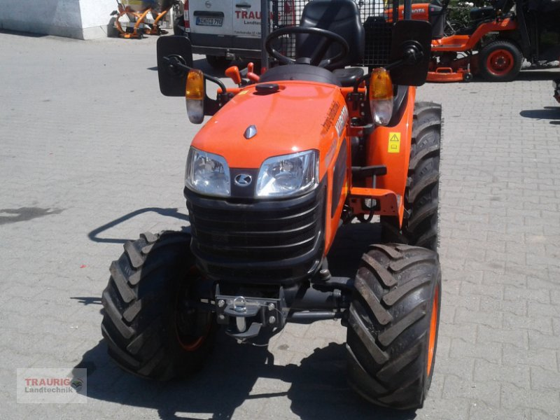 Traktor des Typs Kubota B 1181 Traktor, Neumaschine in Mainburg/Wambach (Bild 1)