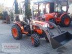 Traktor des Typs Kubota B 1241 mit Frontlader in Mainburg/Wambach