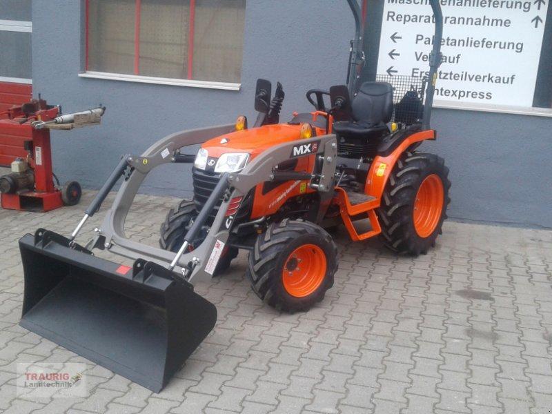 Traktor des Typs Kubota B 1241 mit MX C1 Frontlader, Neumaschine in Mainburg/Wambach (Bild 1)