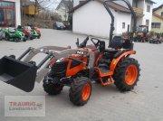 Kubota B 1241 mit MX FL C1 Traktor
