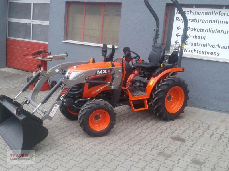Traktor des Typs Kubota B 1241 mit MX FL C1, Neumaschine in Mainburg/Wambach (Bild 1)