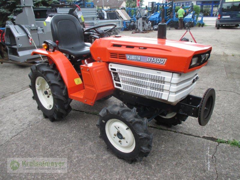 Traktor des Typs Kubota B 1400, Gebrauchtmaschine in Feuchtwangen (Bild 1)
