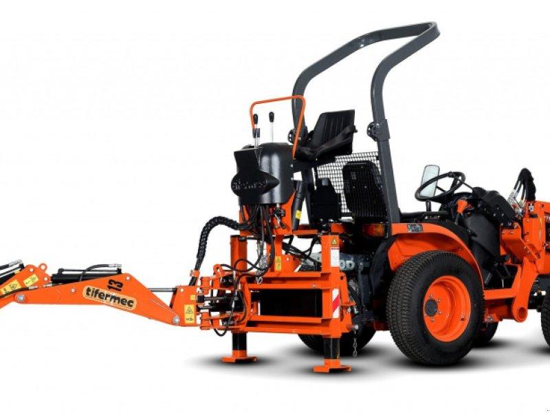 Traktor des Typs Kubota B1121 incl Schlegelmäher, Neumaschine in Olpe (Bild 5)