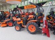 Kubota B1161 incl Frontzapfwelle Traktor