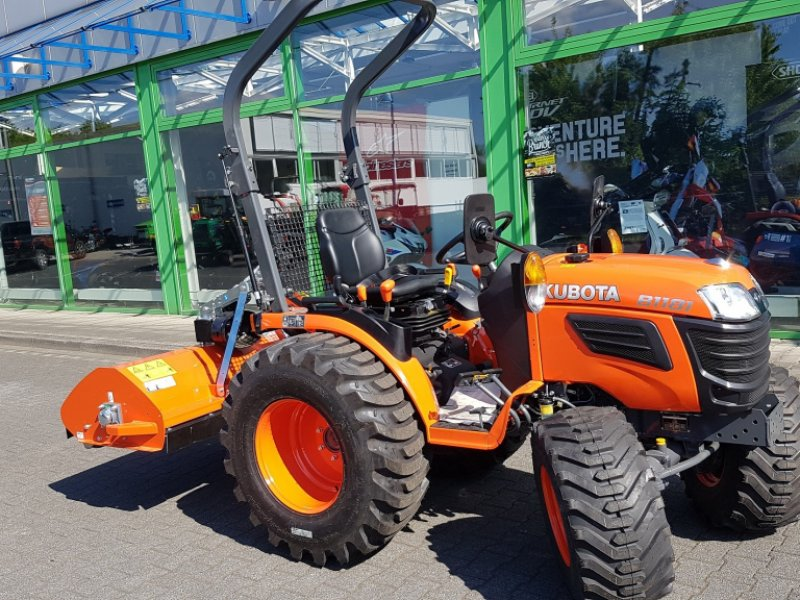 Traktor des Typs Kubota B1181, Neumaschine in Olpe (Bild 2)
