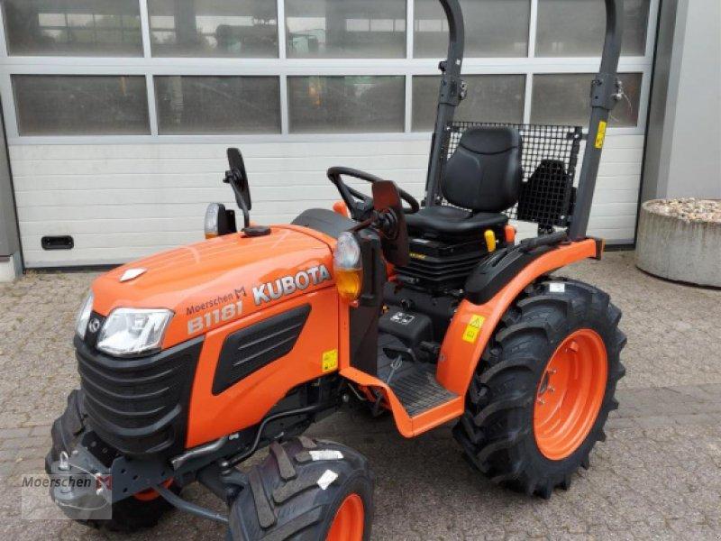 Traktor des Typs Kubota B1181, Neumaschine in Tönisvorst (Bild 1)