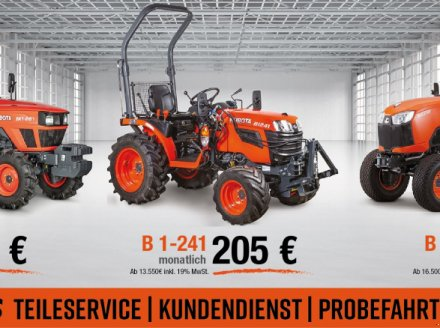 Traktor des Typs Kubota B1241 ab 0,0%, Neumaschine in Olpe (Bild 3)