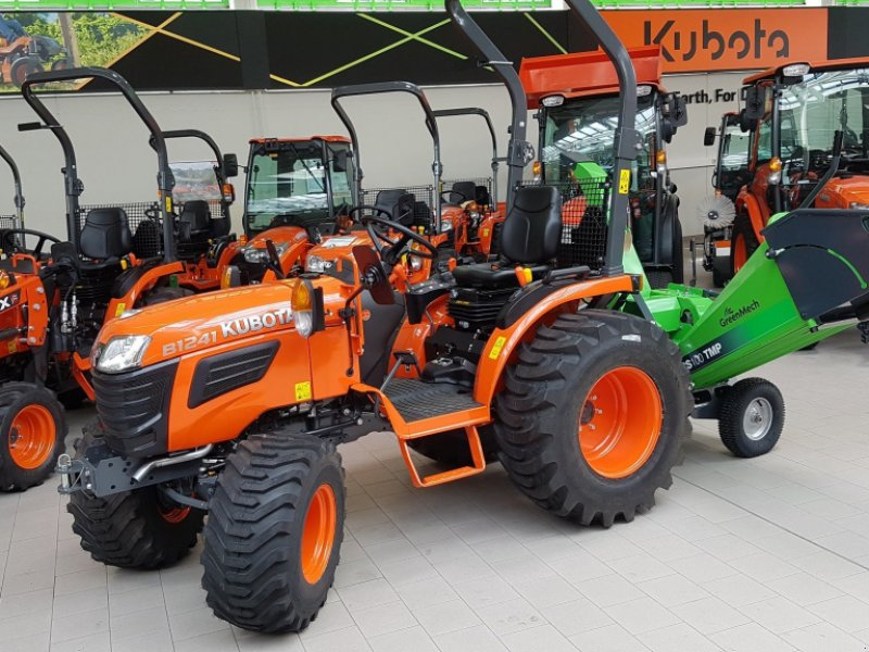 Traktor des Typs Kubota B1241 ab 0,0%, Neumaschine in Olpe (Bild 5)