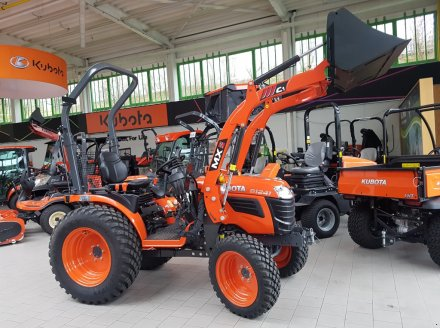 Traktor des Typs Kubota B1241 ab 0,0%, Neumaschine in Olpe (Bild 8)