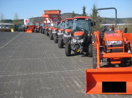 Traktor des Typs Kubota B1241 ab 0,0%, Neumaschine in Olpe (Bild 10)
