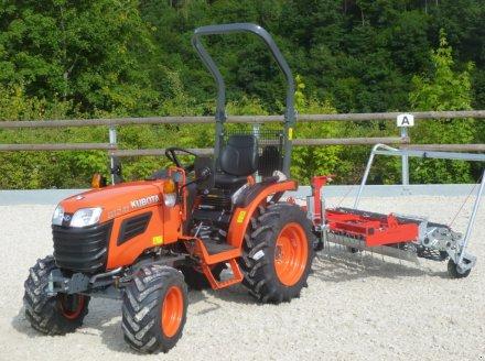 Traktor des Typs Kubota B1241 Allrad, Neumaschine in Olpe (Bild 4)