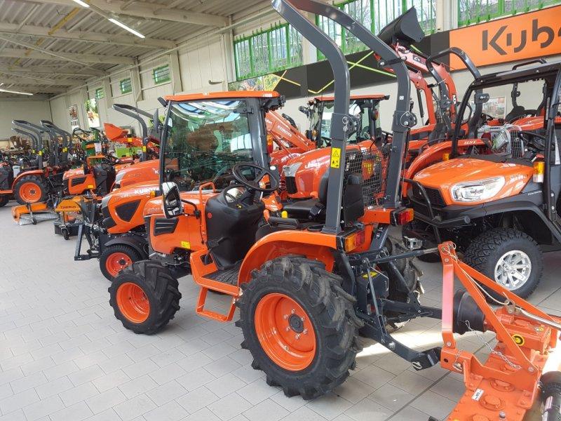Traktor des Typs Kubota B1241 Allrad, Neumaschine in Olpe (Bild 5)
