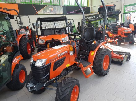 Traktor des Typs Kubota B1241 Allrad, Neumaschine in Olpe (Bild 1)