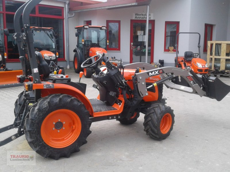 Traktor типа Kubota B1241 mit FL ab 09/2020 verfügbar, Neumaschine в Mainburg/Wambach (Фотография 4)