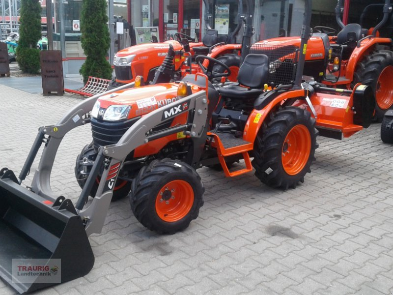 Traktor типа Kubota B1241 mit FL ab 09/2020 verfügbar, Neumaschine в Mainburg/Wambach (Фотография 12)