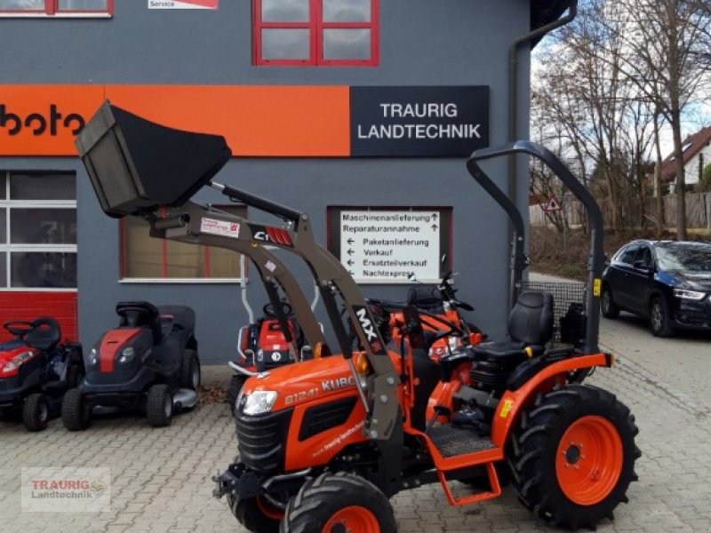 Traktor des Typs Kubota B1241, Neumaschine in Mainburg/Wambach (Bild 1)