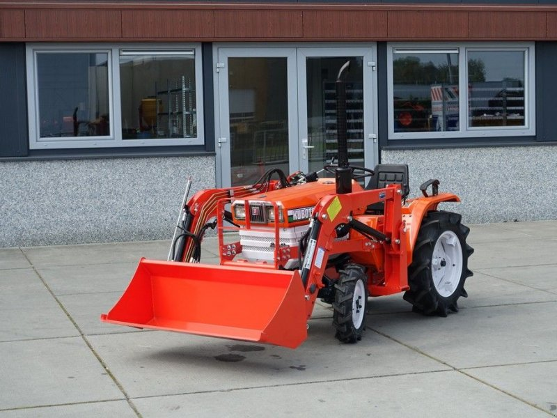 Traktor a típus Kubota B1502 4wd / 0934 Draaiuren / Voorlader, Gebrauchtmaschine ekkor: Swifterband (Kép 1)