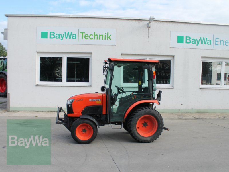 Traktor of the type Kubota B2650, Gebrauchtmaschine in Straubing (Picture 1)