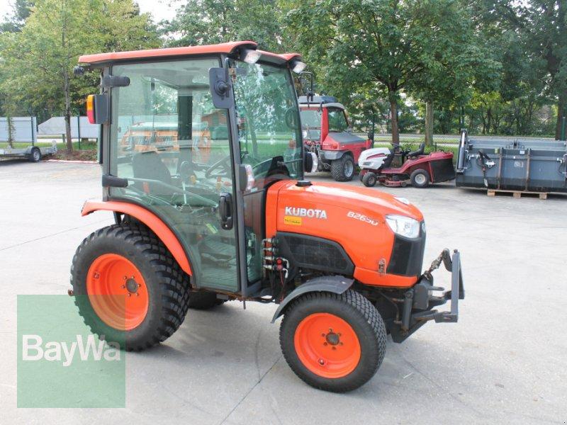 Traktor des Typs Kubota B2650, Gebrauchtmaschine in Straubing (Bild 3)