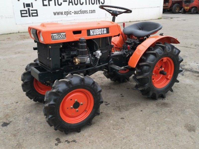 Traktor tipa Kubota B6000, Gebrauchtmaschine u Leende (Slika 1)