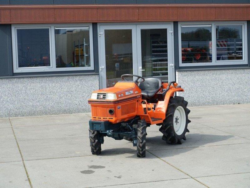Traktor des Typs Kubota Bulltra B1-15 4wd / 0707 Draaiuren, Gebrauchtmaschine in Swifterband (Bild 1)