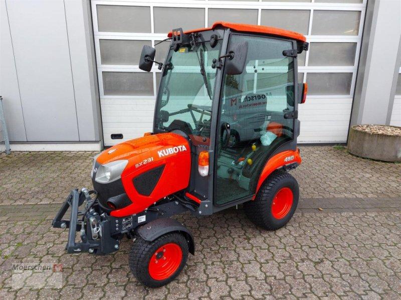 Traktor des Typs Kubota BX 231, Neumaschine in Tönisvorst (Bild 1)