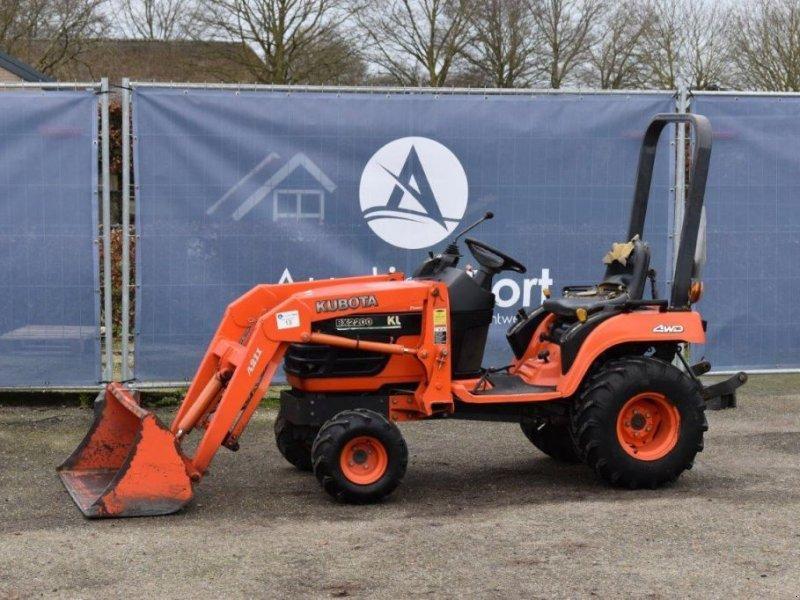 Traktor типа Kubota BX2200, Gebrauchtmaschine в Antwerpen (Фотография 1)
