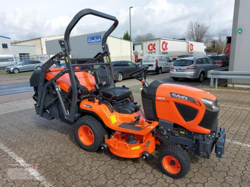 Traktor des Typs Kubota G 231 HD, Neumaschine in Tönisvorst (Bild 1)