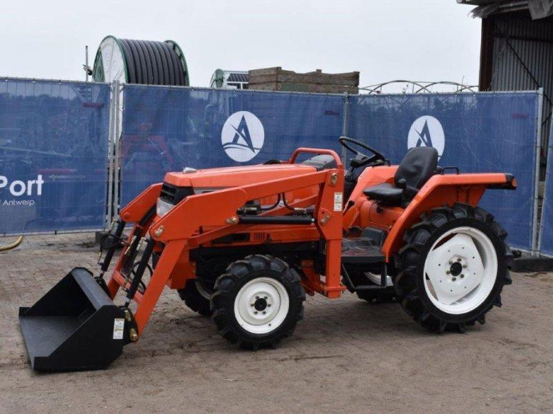 Traktor tipa Kubota GL-220, Gebrauchtmaschine u Antwerpen (Slika 1)