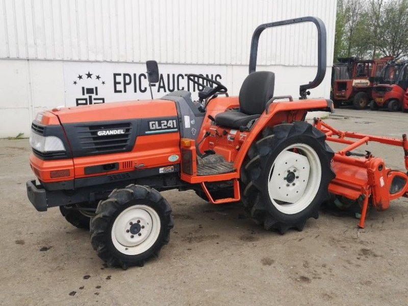 Traktor tipa Kubota GL-241, Gebrauchtmaschine u Leende (Slika 1)