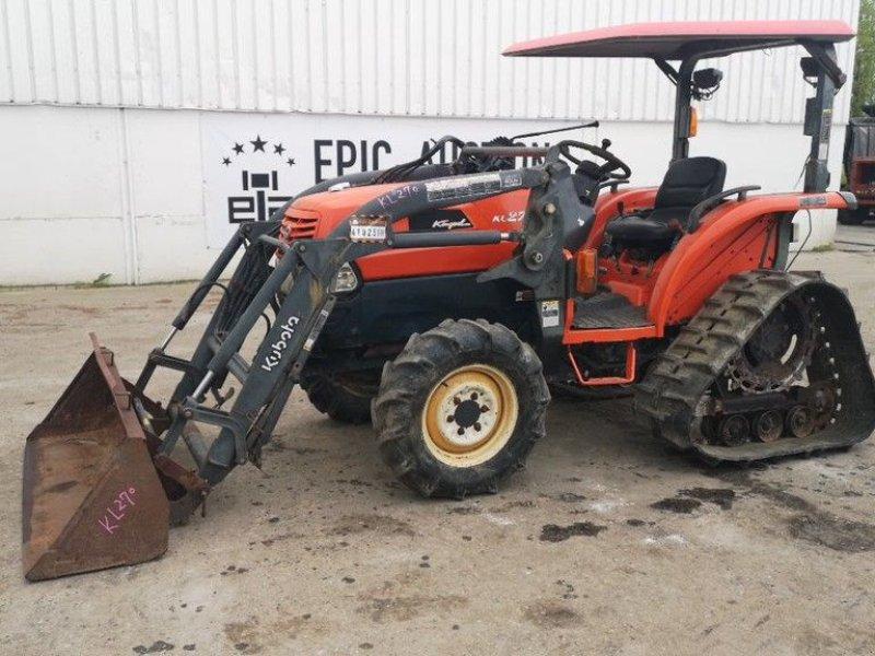Traktor tipa Kubota KL270, Gebrauchtmaschine u Leende (Slika 1)