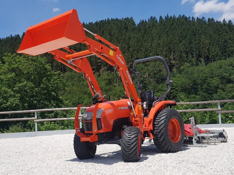 Traktor des Typs Kubota L1-382 Neu, Neumaschine in Olpe (Bild 11)