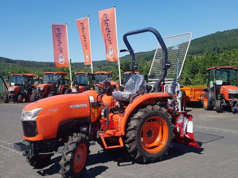 Traktor des Typs Kubota L1361 Hydrostat, Neumaschine in Olpe (Bild 1)