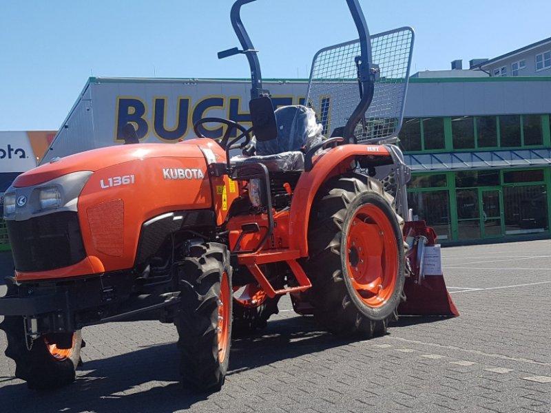 Traktor des Typs Kubota L1361 Hydrostat, Neumaschine in Olpe (Bild 2)